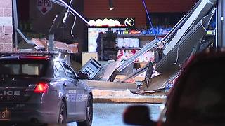East 79th smash and grab - Video