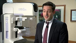 Doctor discusses technology that benefits breast cancer patients