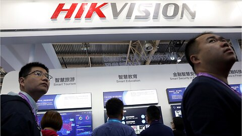 Trump may reportedly blacklist Chinese surveillance giant Hikvision, showing the trade war is shifting from sweeping tariffs to direct attacks on companies