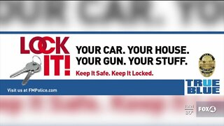 Car break-ins continue to rise across Fort Myers