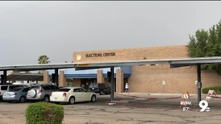 COVID-19 protocol in place for Primary Election Day