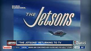 The Jetsons are coming back to TV - Video