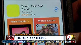 Parents, be wary of these 'Tinder for teens' apps, police warn - Video