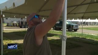 Cleanup begins at EAA AirVenture - Video