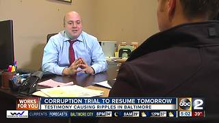Corruption trial to resume tomorrow - Video