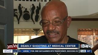 UPDATE: Friends say man in medical facility shooting spoke about pain issues, medication - Video
