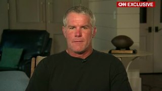Favre: to make football safer, don't play - Video