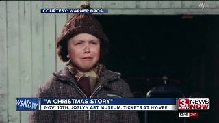 """A Christmas Story"" discussion with film historian Bruce Crawford"