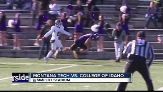 Yotes Victory Over Montana Tech: 64-35 - Video