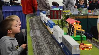 Trainfest at State Fair Park - Video