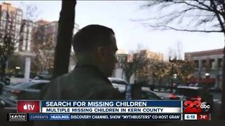 Search for missing children