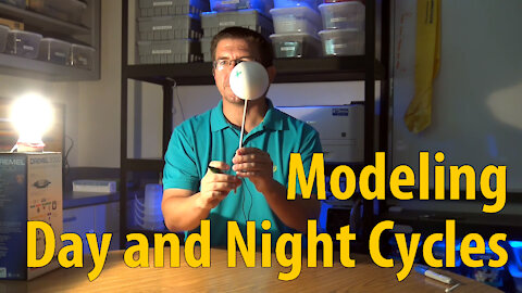 Modeling Day and Night Cycles