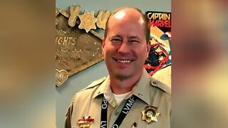 Remembering Lt. Lloyd: Honor Guard, LVMPD chief give honors