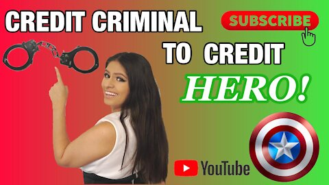 Credit Criminal To Credit Hero In 2 Weeks (20 Pts In 20 Days-Video 8 Of 10)