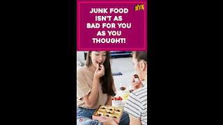 Top 3 Junk Foods That Are Actually Good For You