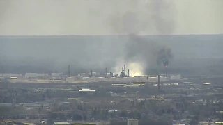 Explosion rocks Superior, Wisconsin refinery; fire chief says at least six people hurt