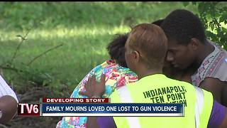 IMPD: Man found dead of apparent gunshot wound on Indy's north side - Video