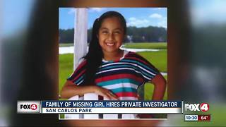 Family of missing Diana Alvarez hires private investigator