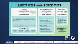 San Diego to Hawaii? Beware