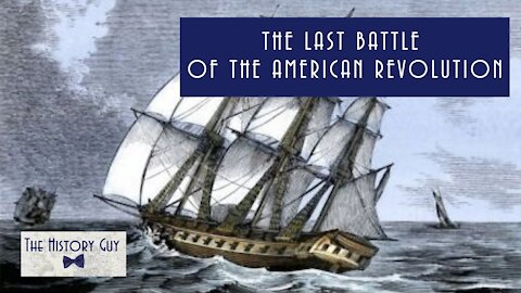 USS Alliance and the Last Battle of the American Revolution