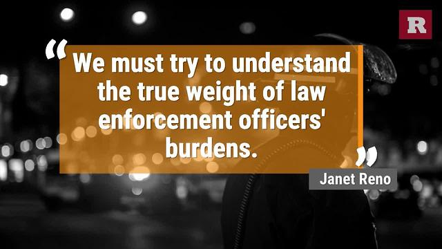 5 Inspiring Quotes About Police Officers | Rare News
