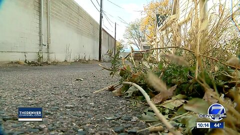 Neighbors in the Baker neighborhood say an increase in homeless people has led to more trash