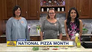 Salute to National Pizza Month - Video
