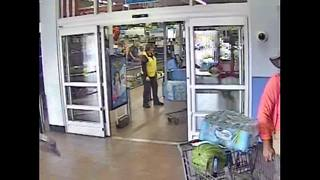 Pasco burglary thefts person of interest - Video