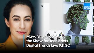 Tech Briefs with Maya Shwayder | Digital Trends Live 9.11.20