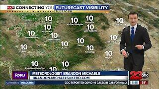 23ABC Evening weather update December 29, 2020