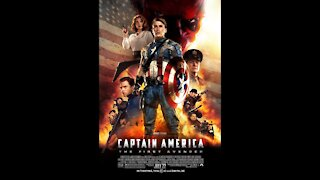 Captain America - The First Avenger Film Review