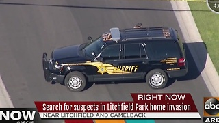 Woman robbed at gunpoint in Litchfield Park - Video