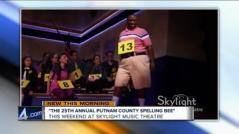 Catch Vince Vitrano's cameo in 'The 25th Annual Putnam County Spelling Bee' this weekend at Skylight Music Theatre