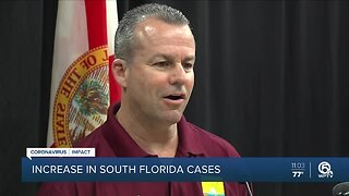 St. Lucie County announces first COVID-19 case