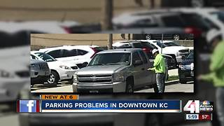 Downtown parking will change with growth - Video