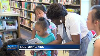 Library program shares joys of reading with kids - Video