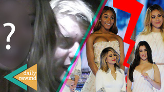 Justin Bieber's MYSTERY Date, Fifth Harmony OFFICIALLY Call It Quits! | Daily Rewind - Video
