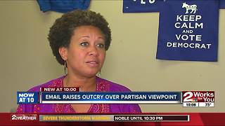 Email election board ruckus - Video