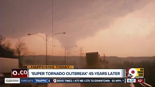 From The Vault: Super Tornado Outbreak hit Tri-State on April 3, 1974