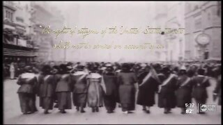 Women secured right to vote 100 years ago