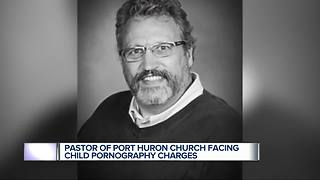 Port Huron pastor accused of soliciting sexually explicit images from minors - Video