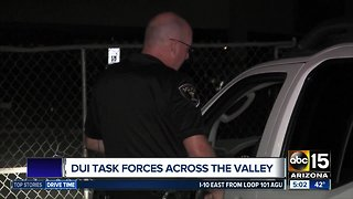 DUI arrests up during this holiday season, officials say