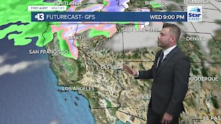 13 First Alert Las Vegas evening forecast | November 14, 2020