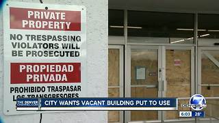 Councilwoman stepping in to remove empty Sears building in southeast Denver - Video