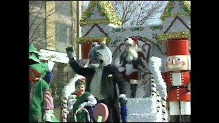Milwaukee Christmas parade faces troubles due to the economy (September 20, 2003)