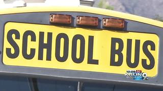 Bus drivers wanted for Tucson Unified School District - Video