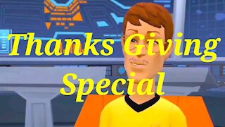 KPF IN SPACE: THANKSGIVING SPECIAL