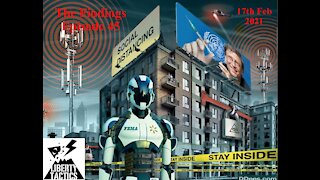 Findings 45 Covid Earthquakes Weather Modification & Facebook 17-2-21