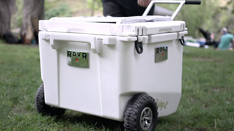 Colorado-based RovR builds rugged coolers that stand up to Mother Nature's toughest tests