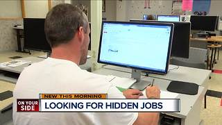 New tool helps find jobs that often go unnoticed - Video
